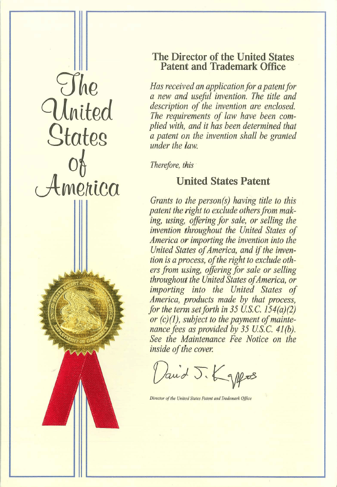 USA-patent